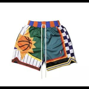 Collect + Select WHAT THE PT.2  Basketball Shorts